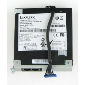 40X4821 - Fax Interface Card N8110 V.34 do drukarek Lexmark X654 / X656 / X850