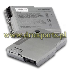 BATERIA DO LAPTOPÓW DELL - M9014, 4M010, GU493, C2451, CG204, XP137, U1543, YF350, Y1338, Y1238 - 6-Cell 11.1V 4400mAh - NOWY ZAMIENNIK