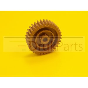 KOŁO ZĘBATE - FUSER DRIVE ASSEMBLY GEAR 33T DO DRUKAREK HP LASER JET P4014 / P4015 / P4515 / M4555 - RU6-0171 , RU6-0171-000