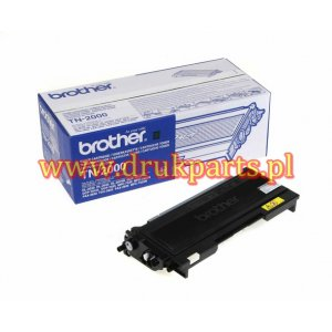 TONER DO DRUKARKI - KASETA DO DRUKARKI - TONER CARTRIDGE  BROTHER HL 2030 / 2032 / 2040 / 2070, DCP 7010 / 7025, MFC 7225 / 7420 / 7820, INTELLIFAX 2820 / 2920  - TN2000, TN-2000